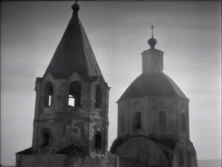 """Кадры из кинофильма """"Судьба человека"""" (Мосфильм, 1959, реж. Бондарчук С.Ф.)"""